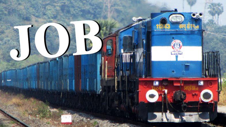 भारतीय रेलवे में नौकरी पाने का सुनहरा मौका, वॉक-इन-इंटरव्यू के जरिए होगा PRT, TGT और PGT पदों पर भर्ती