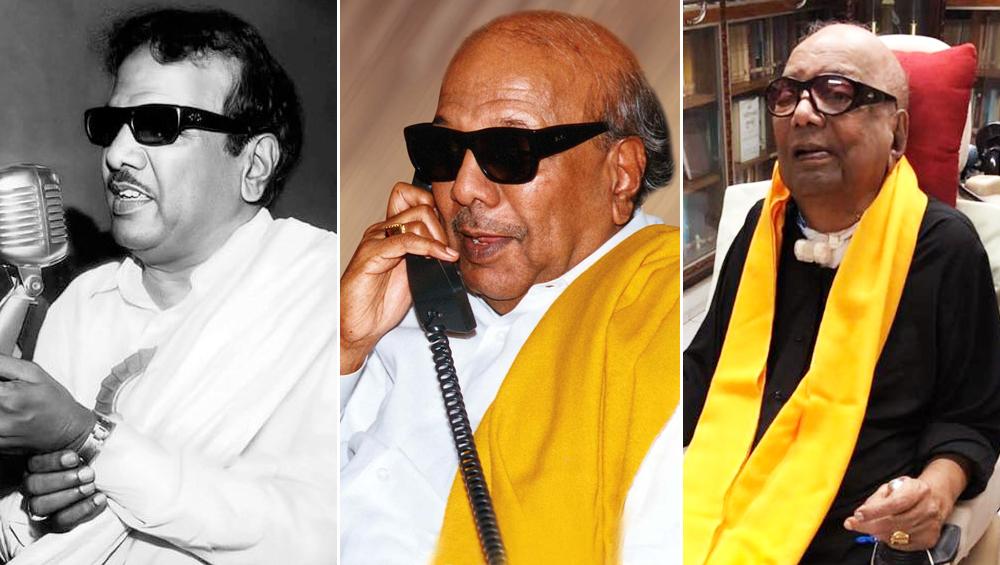 तमिलनाडु के पूर्व मुख्यमंत्री एम करुणानिधि का हुआ निधन, जानें उनका सियासी सफर