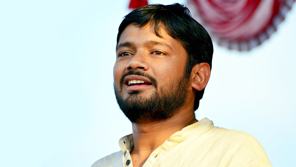 बिहार: नालंदा में कन्हैया कुमार ने की सभा, बजरंग दल और एबीवीपी के कार्यकर्ताओं ने कार्यक्रम स्थल का गंगाजल से शुद्धिकरण किया