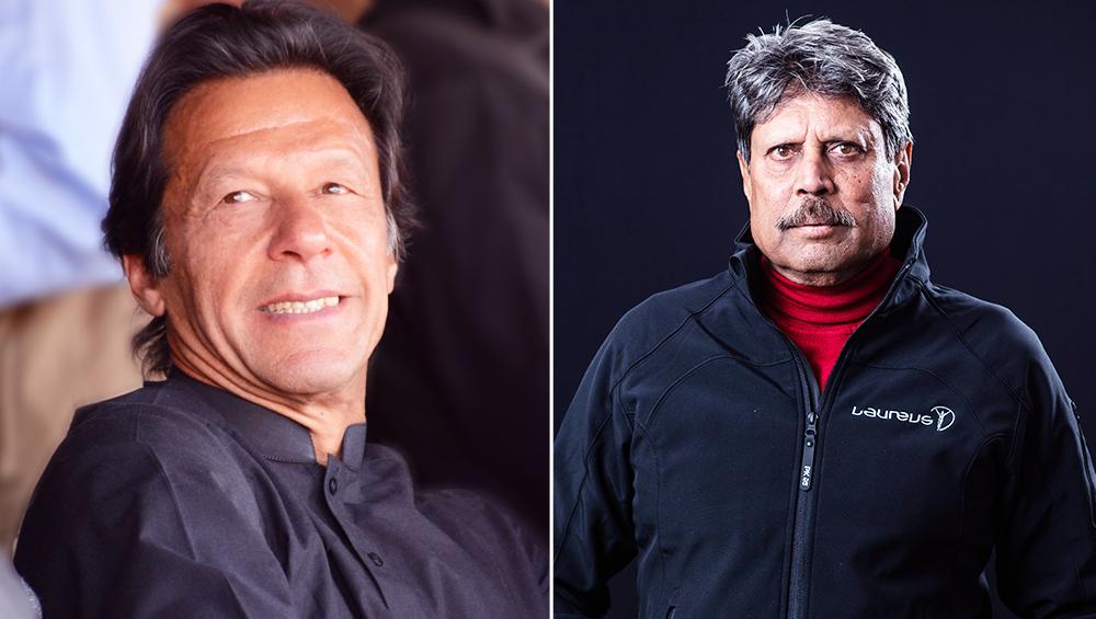 पूर्व कप्तान कपिल देव ने कहा अगर इमरान खान पाकिस्तान के प्रधानमंत्री बन गए तो भारत..