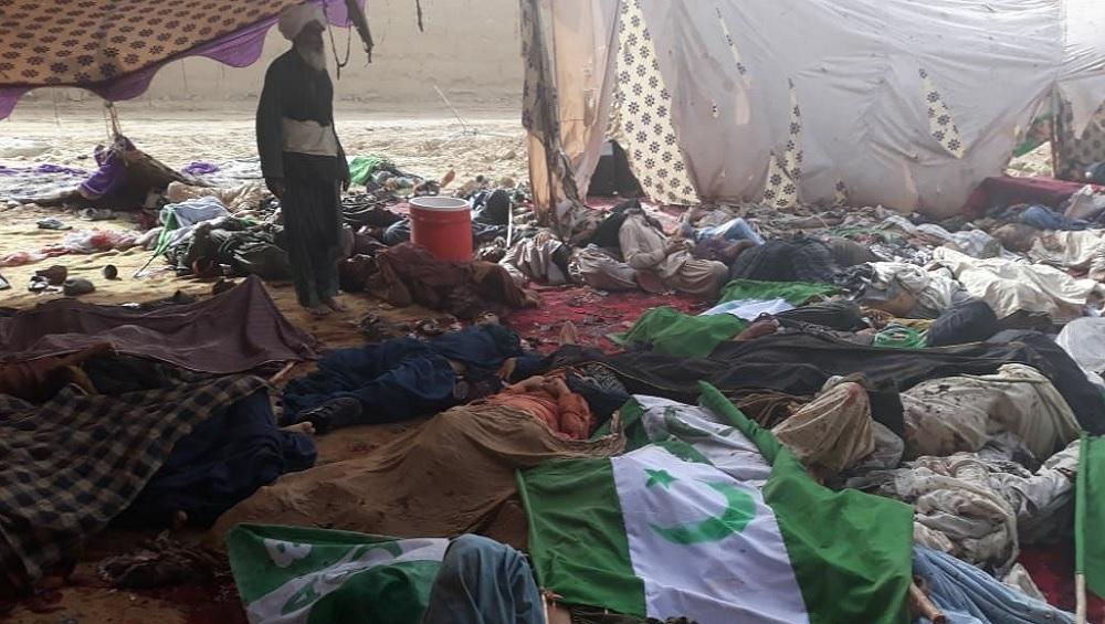 पूर्व पीएम नवाज और मरियम के लौटने से पहले पाकिस्तान में 2 धमाके, 115 मरे और 250 से ज्यादा घायल