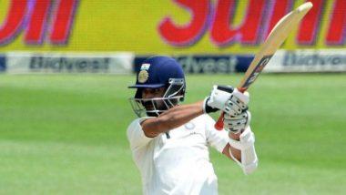 IND vs WI 1st Test: अजिंक्य रहाणे की शानदार बल्लेबाजी, स्टंप्स तक भारत का स्कोर 203/6