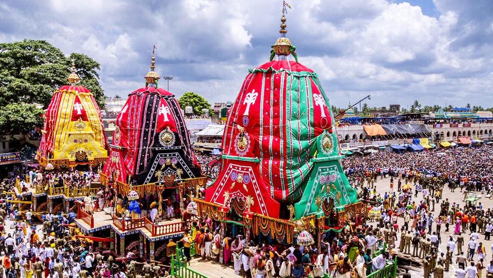Jagannath Puri Rath Yatra 2020 Live Streaming on OTV and DD Odia: घर बैठें Online देखें जगन्नाथ पुरी रथयात्रा लाइव