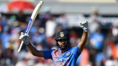 IND vs SL, ICC CWC 2019: रोहित शर्मा ने जड़ा विश्व कप का पांचवा शतक, कुमार संगकारा का रिकॉर्ड तोड़ा