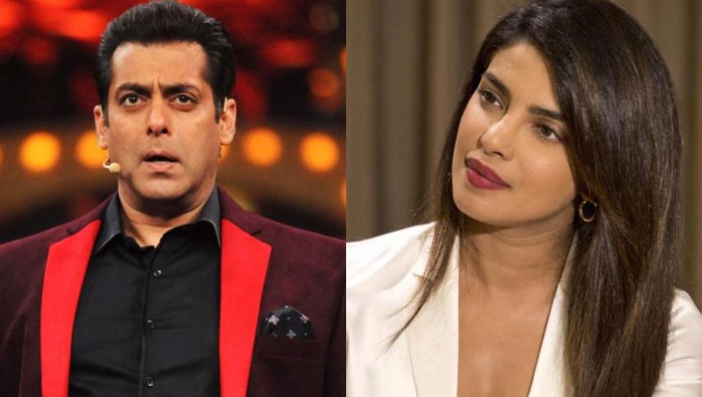 सलमान खान के साथ विवाद पर बोली प्रियंका चोपड़ा, बताई ये सच्चाई