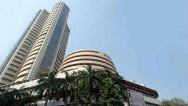शेयर बाजार में शुरुआत तेजी के बाद फिसला कारोबार, सेंसेक्स 18.20 और निफ्टी 3.85 अंक से लुढ़का