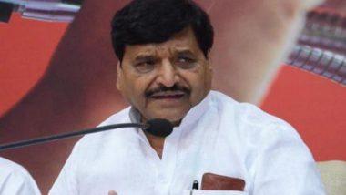 शिवपाल ने SP-BSP गठबंधन पर बोला तीखा हमला, कहा- यह 'ठगबंधन' सिर्फ पैसे के लिए हुआ