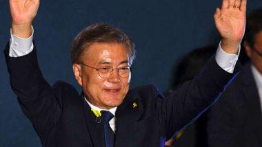 भारत के दौरे पर दक्षिण कोरिया के प्रेसिडेंट मून जे-इन, कई अहम समझौते पर करार की उम्मीद