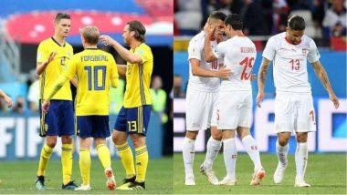 फीफा विश्व कप : स्विट्जरलैंड को हराकर क्वार्टर फाइनल में पहुंचा स्वीडन