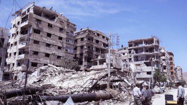 सीरिया में बम हमलों में 38 लोगों की गई जान