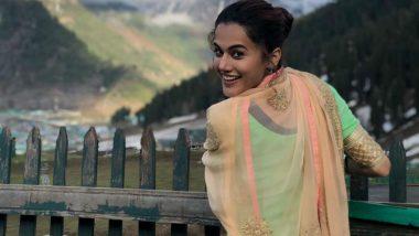 Birthday Special: तापसी पन्नू मना रही हैं अपना 32वां जन्मदिन, जानें उनकी जिंदगी से जुड़ी कुछ दिलचस्प बातें