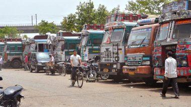 AIMTC का बड़ा ऐलान, डीजल के दामों पर नहीं लगा लगाम तो ट्रकों का होगा चक्का जाम