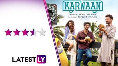 Karwaan Review : आपको हंसाने में कोई कसर नहीं छोड़ेगी इरफान खान की यह फिल्म, दलकीर सलमान और मिथिला पालकर का शानदार डेब्यू