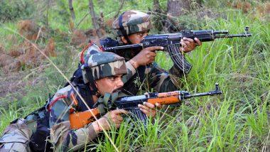 जम्मू-कश्मीर: बारामुला में सेना और आतंकियों के बीच मुठभेड़ जारी, 1 आतंकी ढेर- पूरे इलाके को घेरा