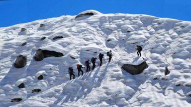 सियाचिन में 18 हजार फीट की ऊंचाई पर हिमस्खलन, बर्फ में दबेभारतीय सेना के 8 जवान