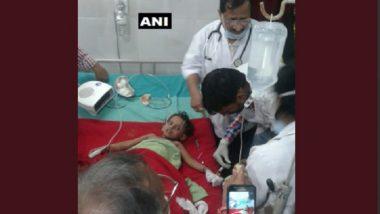 बिहार: बचा ली गई बोरवेल में फंसी 3 साल की बच्ची, 28 घंटे की जद्दोजहद के बाद आयी यह खबर