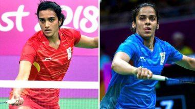 एशियाई खेल 2018: पी.वी. सिंधु फाइनल में, सायना को  मिला  ब्रॉन्ज मेडल