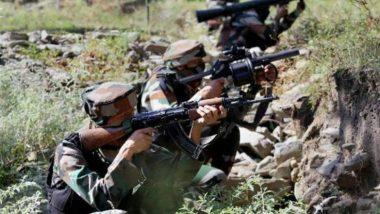 जम्मू-कश्मीर के नियंत्रण रेखा पर भारी गोलीबारी, छोटे हथियारों का हो रहा है इस्तेमाल
