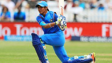 ICC महिला T-20 वर्ल्ड कप 2018: कप्तान हरमनप्रीत कौर की धुआंधार पारी के बदौलत भारत ने न्यूजीलैंड को 34 रनों से हराया