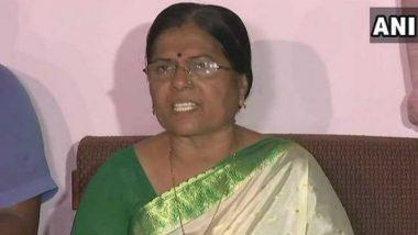 मुजफ्फरपुर शेल्टर होम कांड: मंत्री मंजू वर्मा ने दिया इस्तीफा, कहा रसूखदारों को बचाने की हो रही है साजिश
