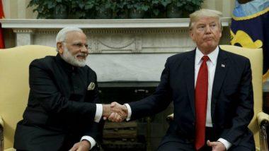 अमेरिकी राष्ट्रपति डोनाल्ड ट्रंप ने कश्मीर मुद्दे पर की भारत और पाकिस्तान के बीच मध्यस्थता की पेशकश, भारतीय सरकार ने किया खारिज