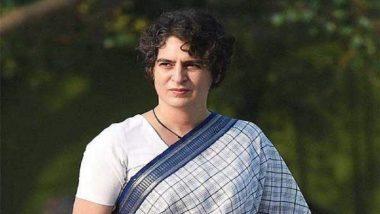 रायबरेली: प्रियंका गांधी के 'इमोशनल ब्लैकमेलर' और 'प्रियंका लापता' के पोस्टर लगे