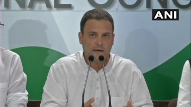विधानसभा चुनाव में जीत के बाद पहली बार बोले राहुल गांधी, कहा- यह जनता और किसानों की जीत, हमारी जिम्मेदारी बढ़ी