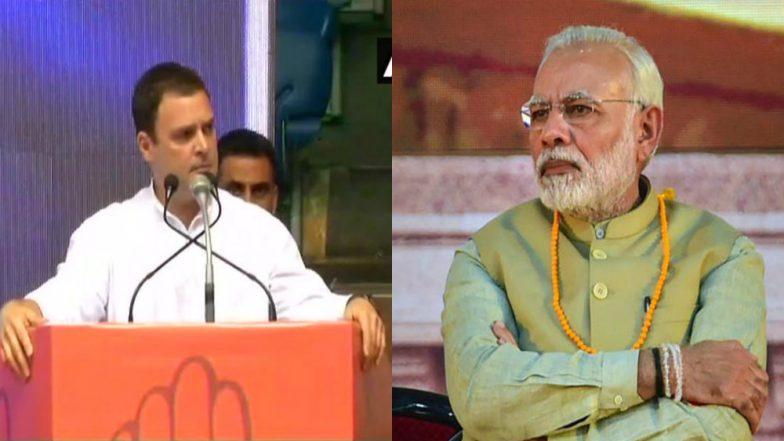 राहुल गांधी ने PM मोदी पर साधा निशाना, कहा नोटबंदी 'आत्मघाती हमला' था जनता पूरा सच जानकर रहेगी
