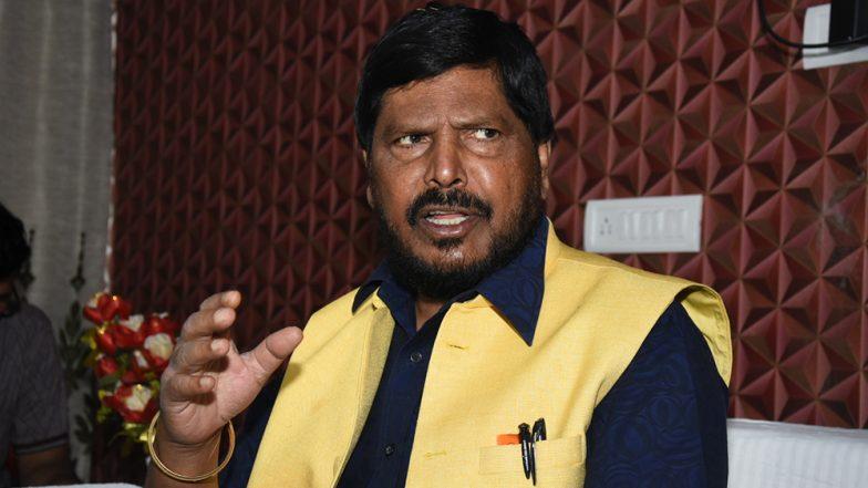 केंद्रीय मंत्री रामदास अठावले ने कहा- कुछ लोगों ने पीएम मोदी की छवि खराब करने की कोशिश की