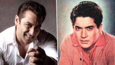 जवानी में अपने बेटे से भी ज्यादा हैंडसम दिखते थे सलीम खान, खुद सलमान खान ने शेयर की तस्वीर