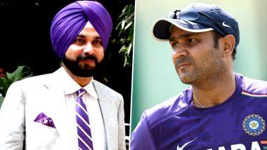 भारत के पूर्व खिलाड़ी सहवाग ने सिद्धू को सुनाई खरी-खोटी, कहा-उनके ऐसा करने से देश..