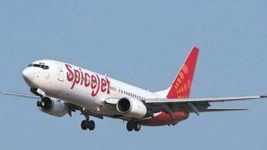 मुंबई एअरपोर्ट के मुख्य रनवे पर फंसे स्पाइसजेट विमान बोईंग 737 को हटाया गया