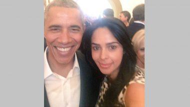 मल्लिका शेरावत ने इस खास अंदाज में दी बराक ओबामा को जन्मदिन की बधाई