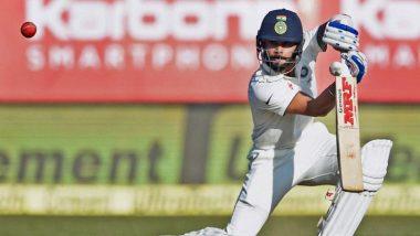 IND vs WI 2nd Test 2019: विराट कोहली और मयंक अग्रवाल का शानदार अर्द्धशतक, टीम ने पहले दिन बनाए 264/5