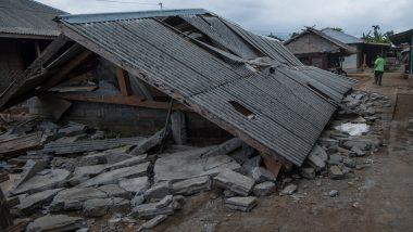 इंडोनेशिया में आया 6.2 तीव्रता का भूकंप, कोई हताहत नहीं