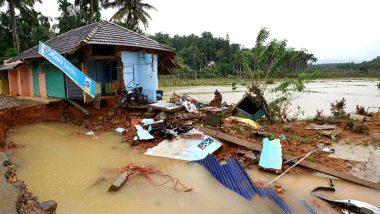 Maharashtra Flood: के रायगढ़ में 103 गांवों पर मंडरा रहा भूस्खलन का खतरा, कई एक मंजिला इमारतें अभी भी जलमग्न
