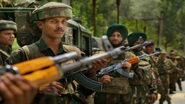 जम्मू-कश्मीर में आतंकियों के हौसले पस्त, आतंकी वारदातो में आई 60 फीसदी की कमी- सेना सतर्क