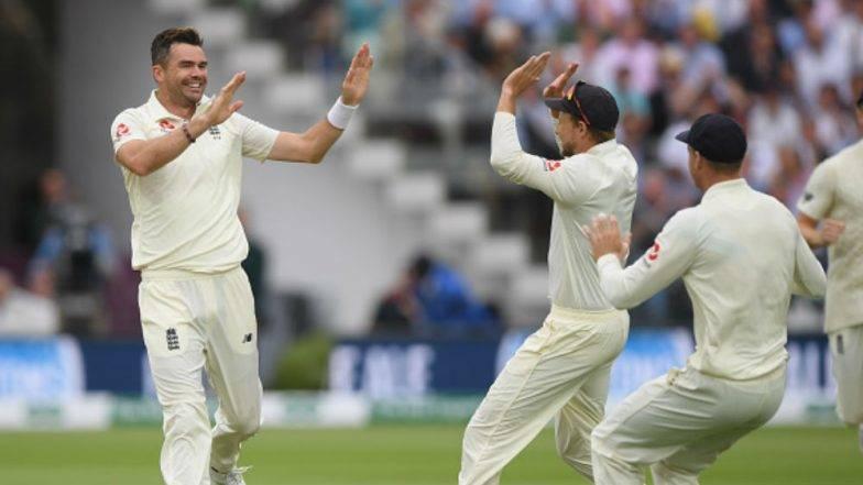जेम्स एंडरसन 150 टेस्ट मैच खेलने वाले पहले तेज गेंदबाज बनें