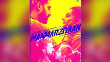 मनमर्जियां: ट्रेलर रिलीज से पहले देखें अभिषेक बच्चन, तापसी पन्नू और विक्की कौशल का ये लुक पोस्टर