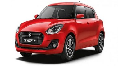 ऑटोमेटिक गियरबॉक्स के साथ लॉन्च हुई Maruti Suzuki Swift की टॉप मॉडल, जानिए फीचर्स और कीमत