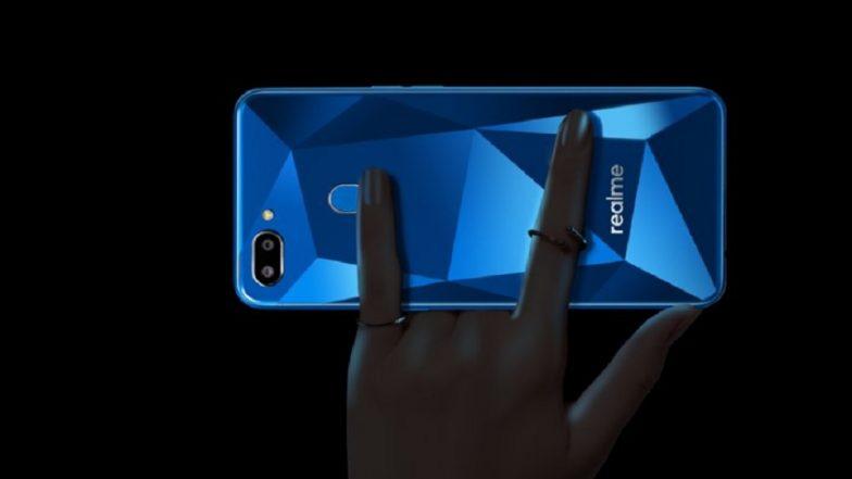 नए साल के मौके पर Realme A1 स्मार्टफोन हो सकता है लाॅन्च