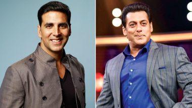 Forbes 2018 : कमाई के मामले में सलमान से आगे निकले अक्षय कुमार, दोनों की इनकम में है करोड़ों का फांसला