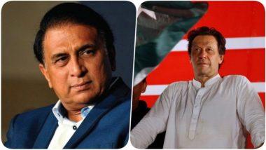 सुनील गावस्कर को मिला इमरान खान का न्योता, कहा- सरकार से अनुमति मिली तो ही होंगे शामिल