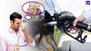 पेट्रोल-डीजल ने मचाया हाहाकार, जनता परेशान, जानिए अब कितने हो गए दाम
