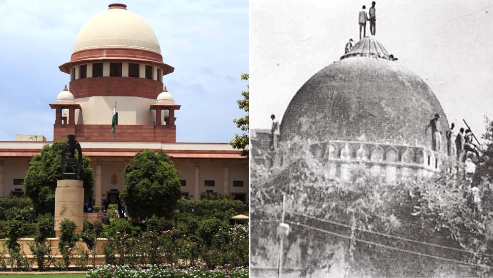 राम जन्मभूमि-बाबरी मस्जिद भूमि विवाद मामला: SC का योगी सरकार को निर्देश- सुन्नी वक्फ बोर्ड के चेयरमैन जफर फारूकी को प्रदान करें सुरक्षा