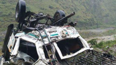 शिमला में दर्दनाक सड़क हादसा, 13 की मौत