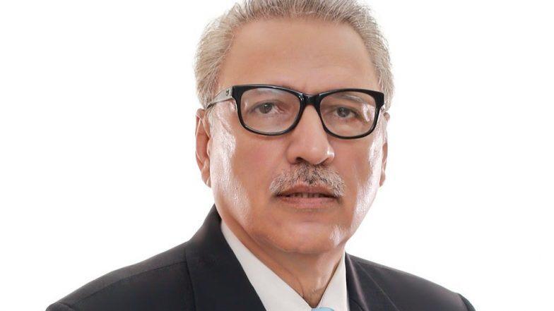 कश्मीर मामले में फर्जी खबरें  फैलाने का आरोप, ट्विटर ने पाक राष्ट्रपति आरिफ अलवी को भेजा नोटिस