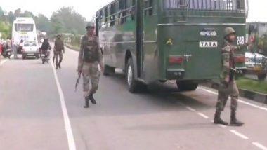 श्रीनगर-जम्मू राजमार्ग पर असैन्य आवाजाही पर लगी रोक में सरकार ने दी ढील