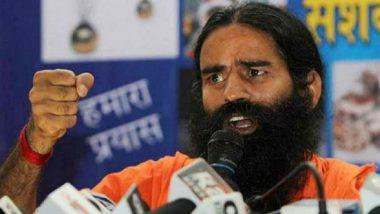 योग गुरु बाबा रामदेव ने PM मोदी की तारीफ की, कहा- उनके हाथों में देश है सुरक्षित