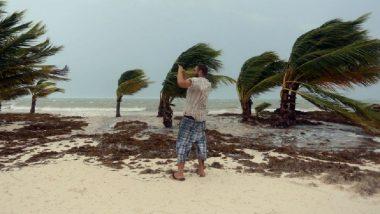 अमेरिका में तूफान 'फ्लोरेंस' का कोहराम जारी, मरने वालों की संख्या बढकर हुई 13